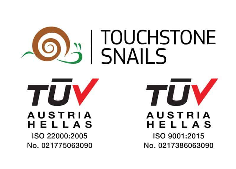 Touchstone Snail ISO